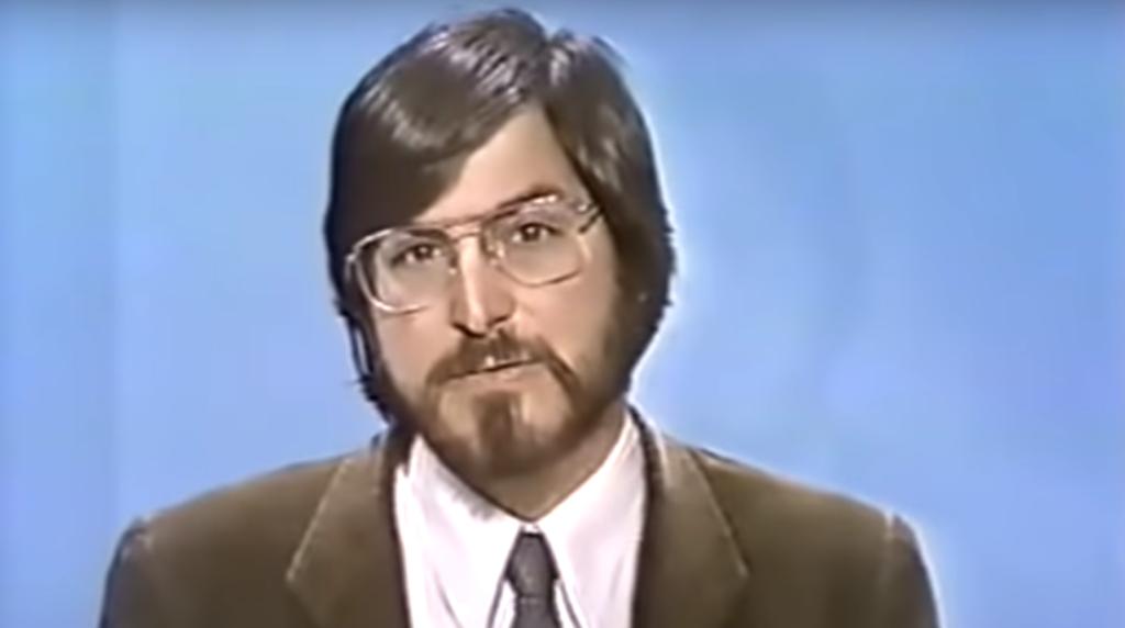Стив Джобс с бородой