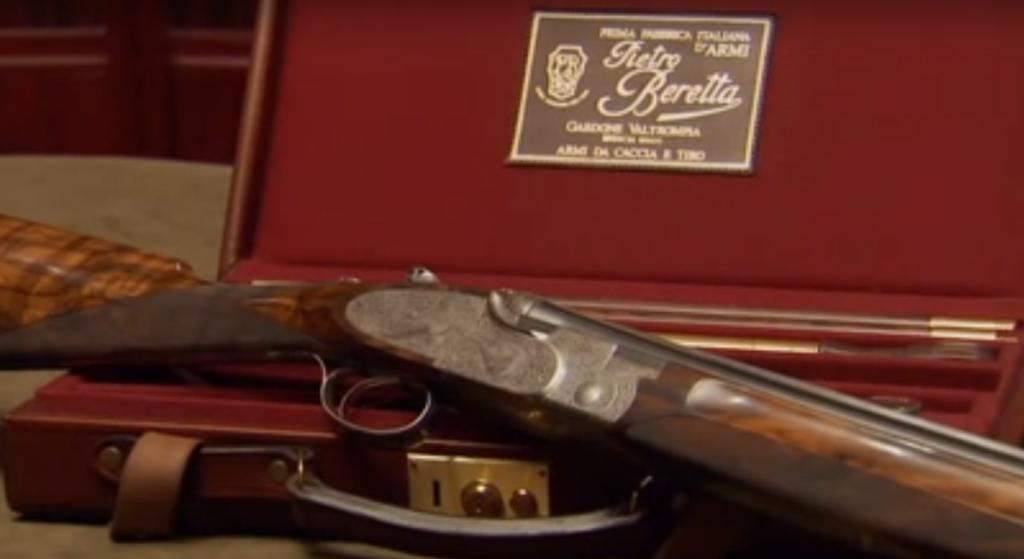 Компания Beretta из списка старейших фирм мира.