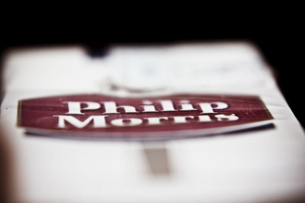 Philip Morris - крупнейший производитель потребительской продукции 1990-х.