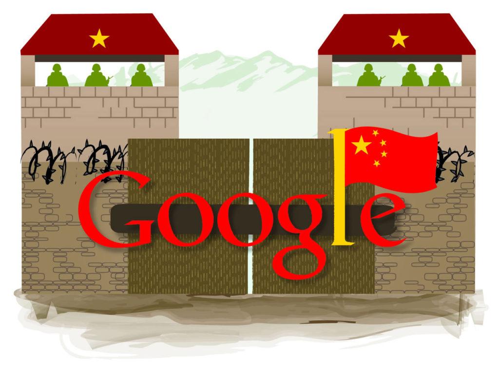 Гугл Китай. В 2018 году компания Google столкнулась с серьезными проблемами.