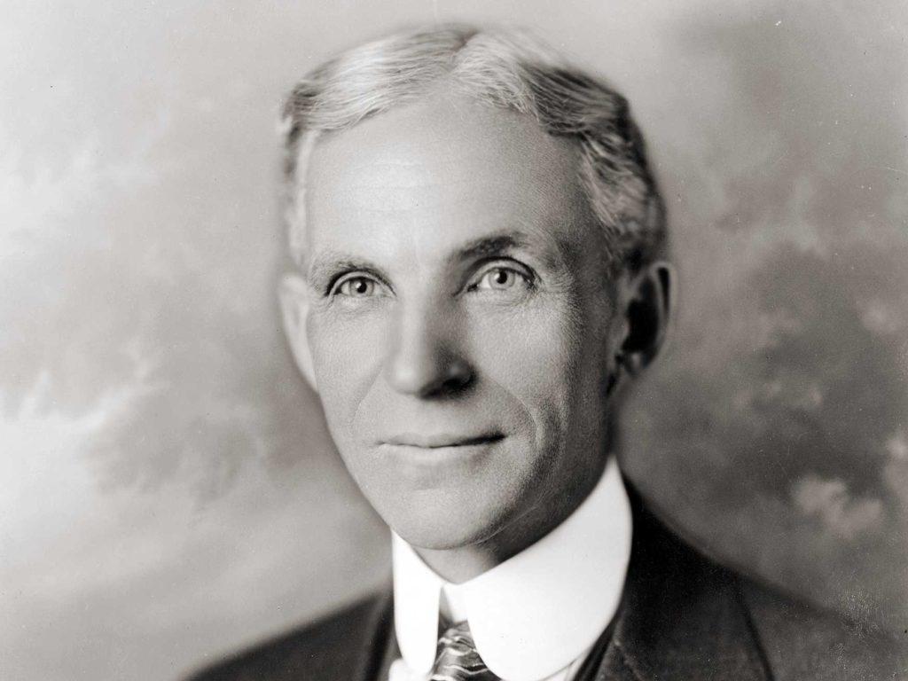 Менеджмент Генри Форда был построен на тотальном контроле жизни его подчиненных.