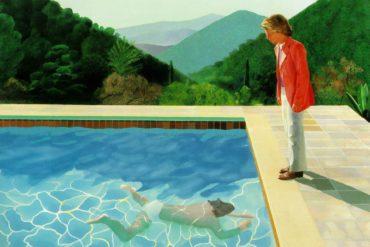 Картина за 90 миллионов. Дэвид Хокни — самый дорогой из ныне живущих художников