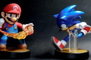 Sega и Nintendo — история борьбы. Соник vs. Марио: жесткое нападение, мягкая защита