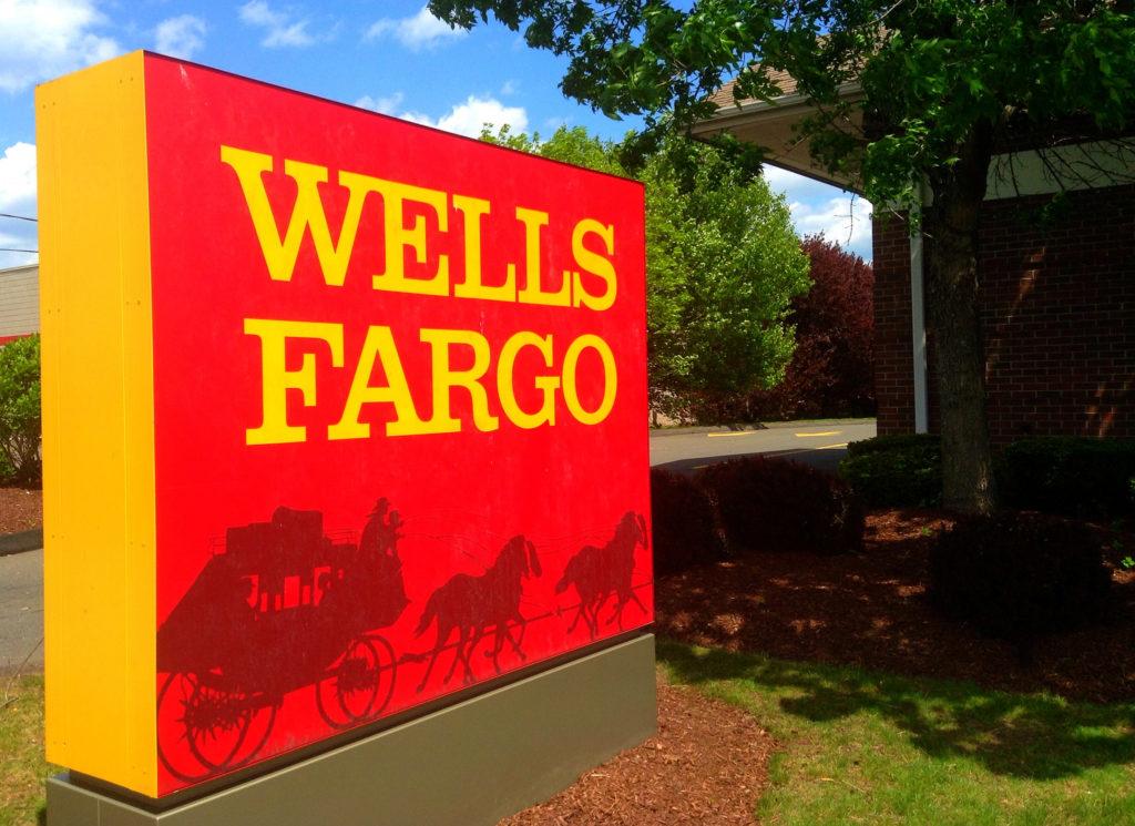 Американский банк Wells Fargo