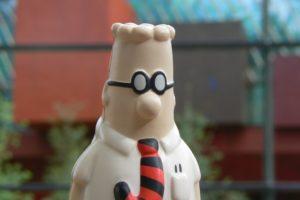 Офисный жаргон и персонаж комиксов Дилберт происходят из одной компании