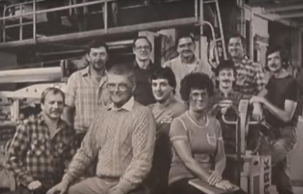 история бизнеса kimberly clark