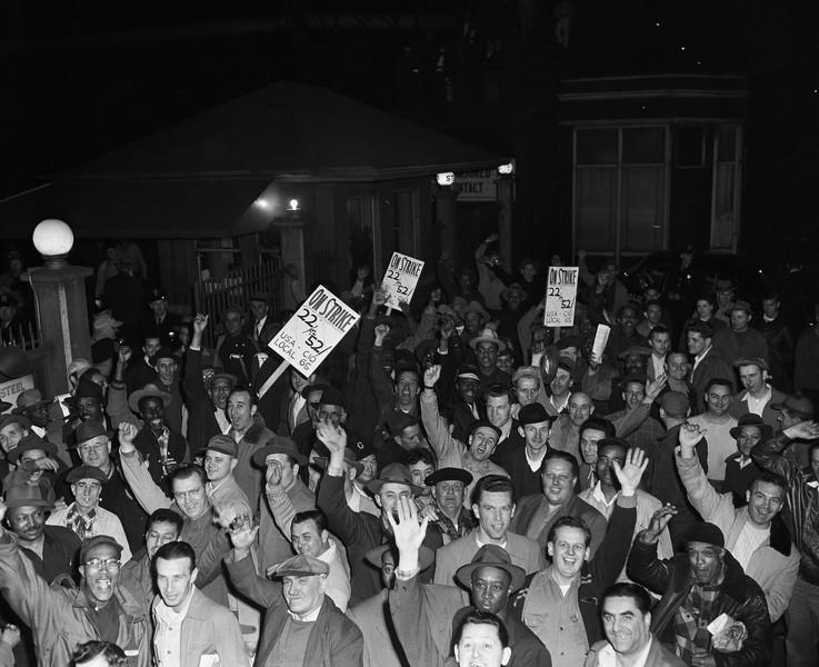 Забастовка в Чикаго, 1952. Корпоративная легитимность