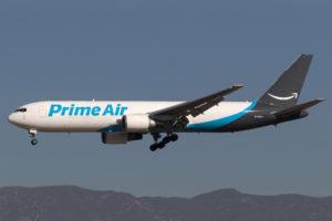 Amazon предпочитает не полагаться на контрактные транспортные компании и расширяет свой воздушный флот