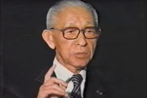 Взгляд на бизнес и управление Коносуке Мацуситы. Компании на службе обществу