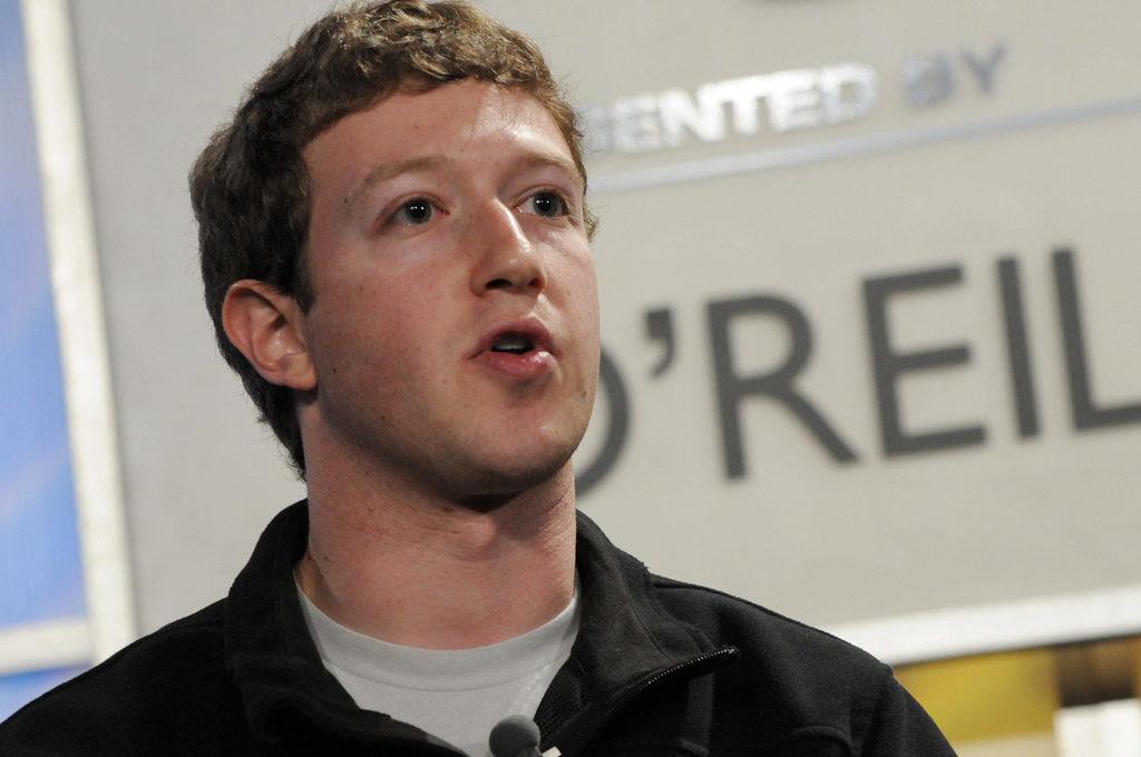 Марк Цукерберг, основатель и глава компании Facebook