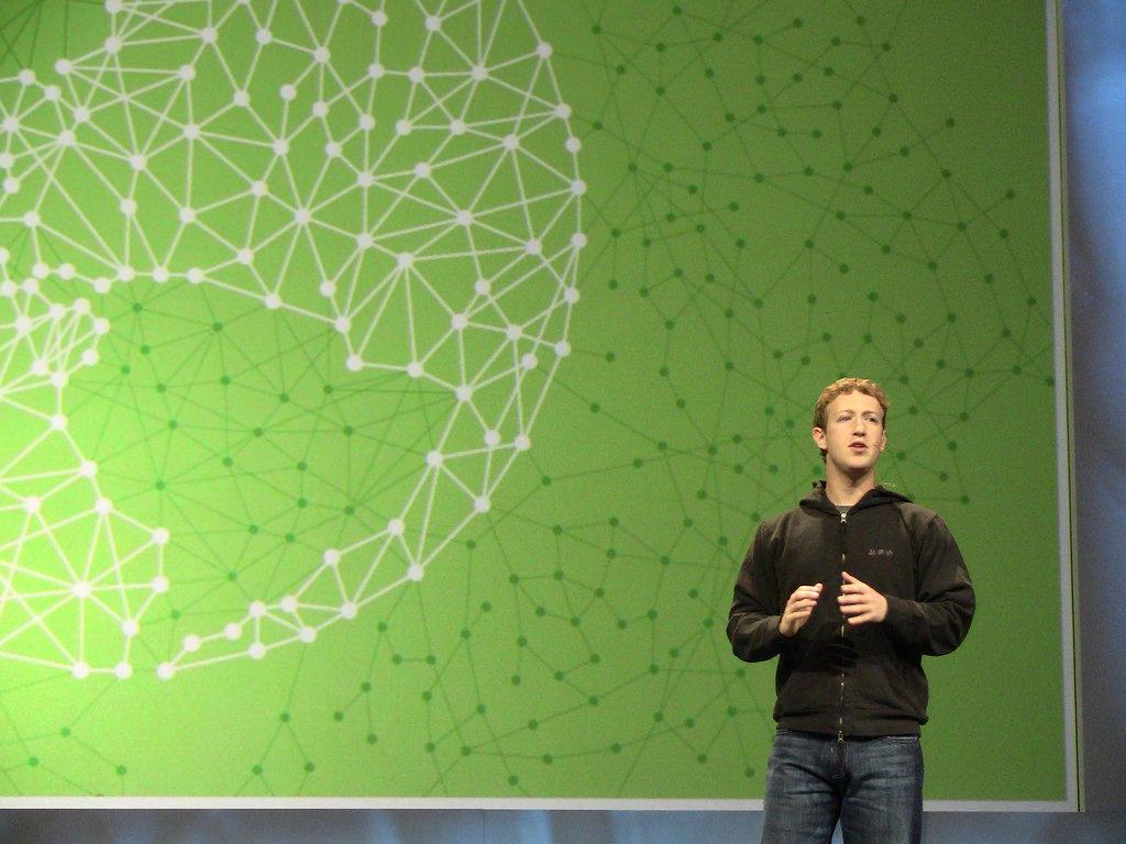 Марк Цукерберг фото. Этика социальной сети Facebook...