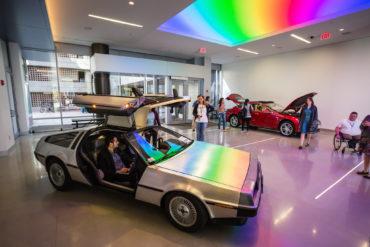 Tesla 1970-x. DeLorean Motor Company — компания, которая хотела изменить мир и создала машину времени
