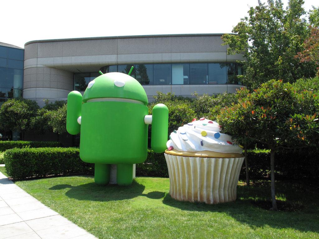 Кампус Google. Способности и возможности компаний демонстрируют противоположно направленные тенденции