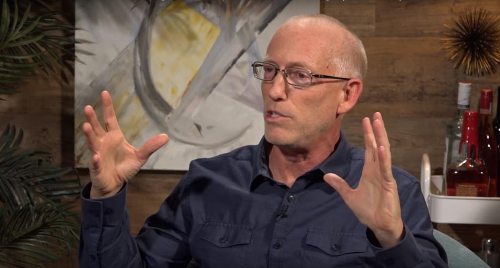 Скотт Адамс - создатель комиксов о Дилберте