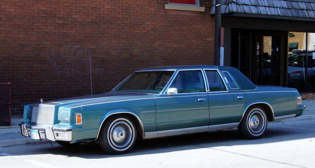 1979 Chrysler New Yorker. Ли Якокка возглавил Chrysler в 1979 году