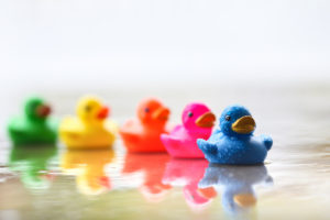 Эффективность команды связана с разнообразием ее состава