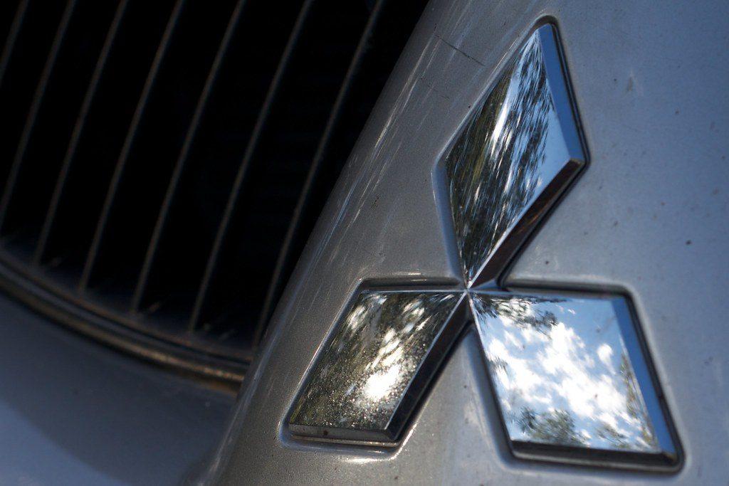 Mitsubishi. Названия японских компаний - явление особое.