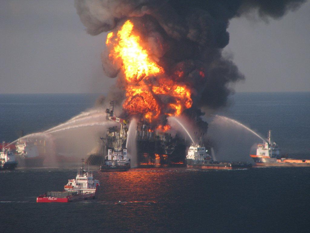 Мексиканский залив 2010. Авария в Мексиканском заливе произошла в связи с несколькими обстоятельствами.