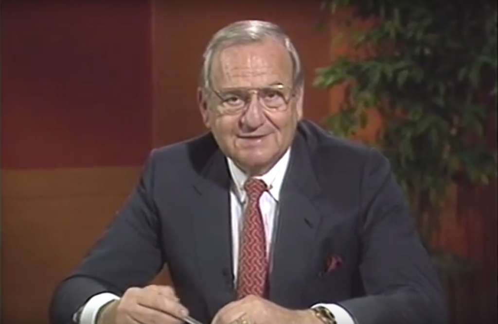 Ли Якокка возглавил Chrysler в 1979 году.