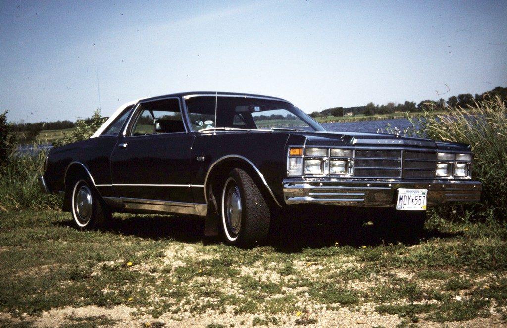 1979 Chrysler LeBaron. Ли Якокка возглавил Chrysler в 1979 году
