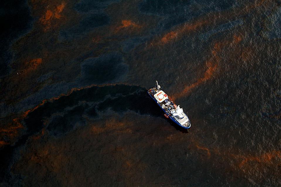 Авария в Мексиканском заливе произошла в связи с несколькими обстоятельствами.