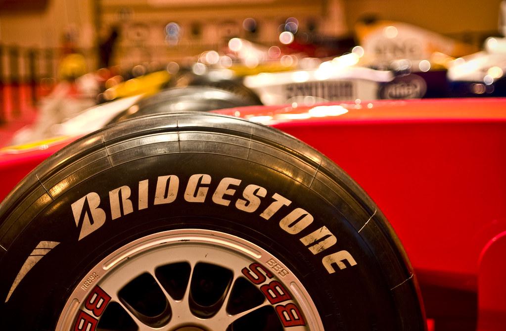 Bridgestone. Названия японских компаний - явление особое.
