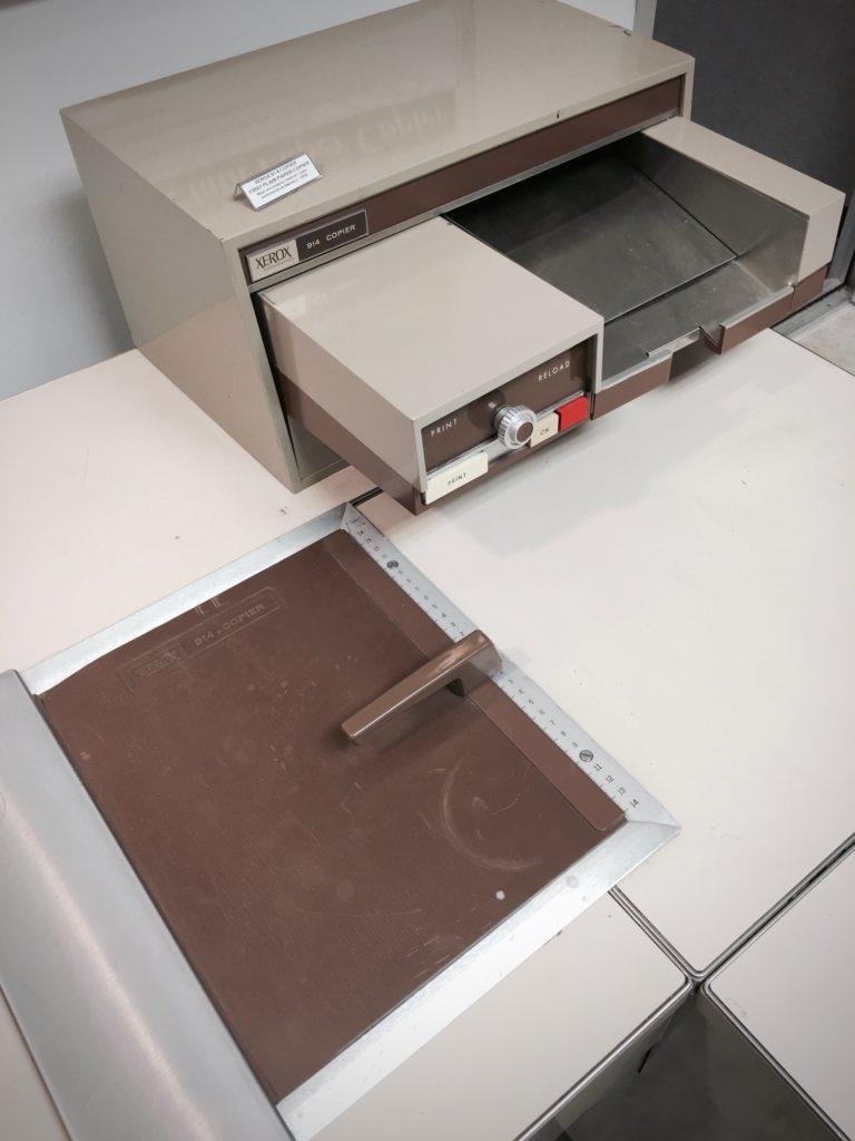 Xerox - компания, ставшая жертвой дилеммы инноватора.