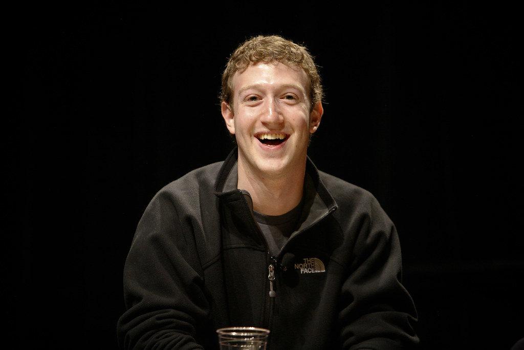 Цукерберг, Facebook