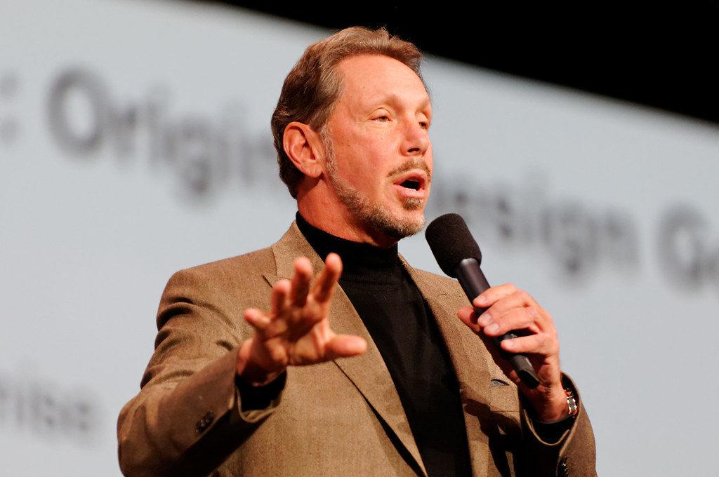 Ларри Эллисон, Oracle. Стратегии супербоссов - профессор Сидни Финкельштейн о лидерстве