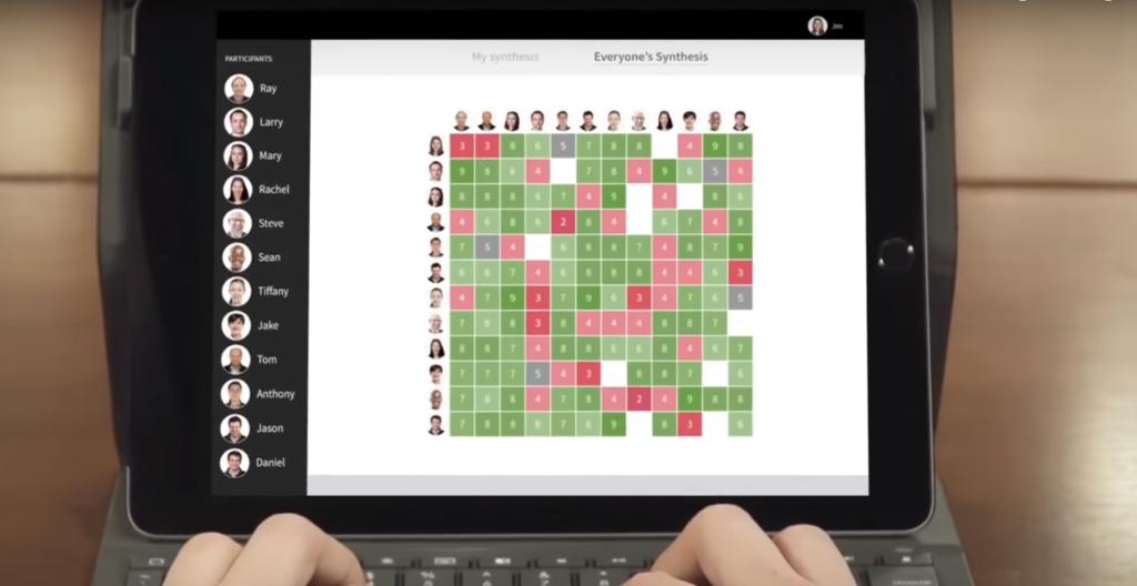 Brigdewater Dots App - оценка персонала в реальном времени