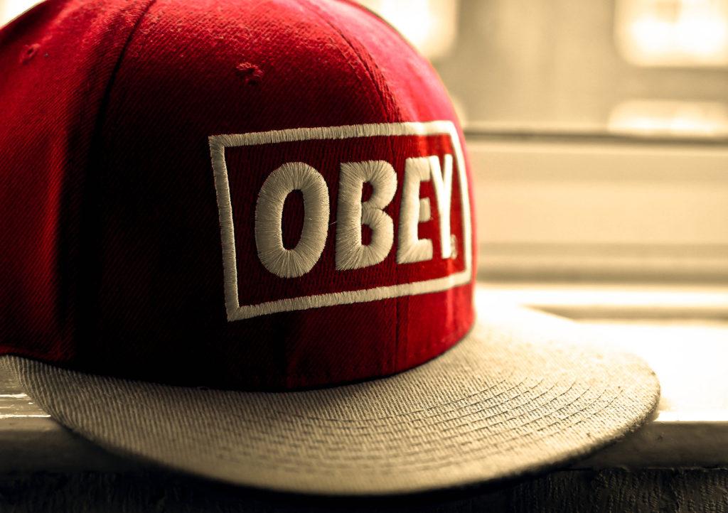Бренд Obey был создан в 2001 году.