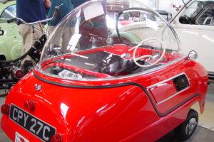 Peel Trident и Peel P50. Курьезные автомобили от странной компании