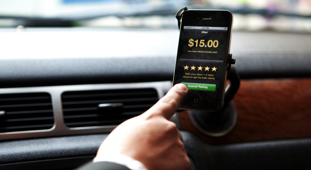 Компания Uber и Трэвис Каланик