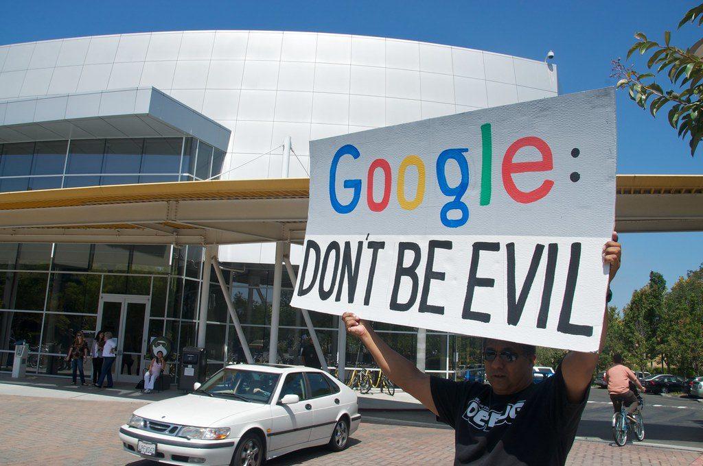 Принцип равенства работников в Google