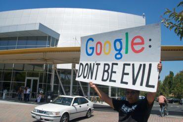 Принцип равенства работников не для Google? Два класса сотрудников компании с разными правами и возможностями