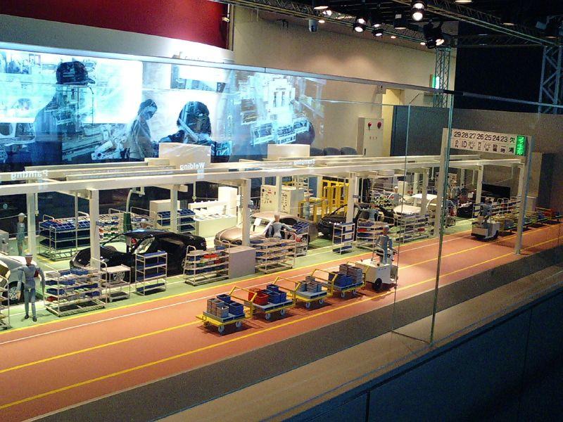 Генти генбуцу - важнейший принцип производственной системы Toyota.