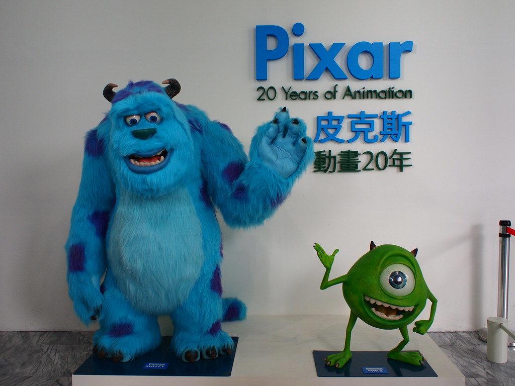 Стив Джобс в Pixar был совсем другим человеком - более расслабленным и в хорошем настроении.
