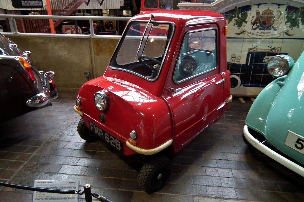 Автомобиль Peel P50