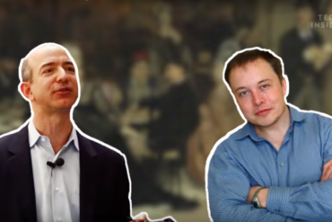 Джефф Безос и Илон Маск — история вражды. Повесть о том, как поссорился Джефф Мигелевич с Илоном Эрроловичем