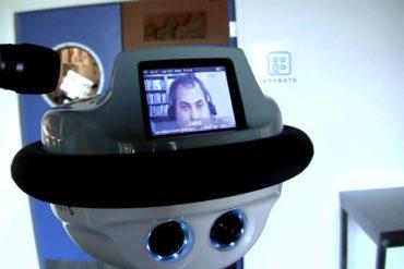 Энибот (Anybots Inc.) — роботизация офисной работы