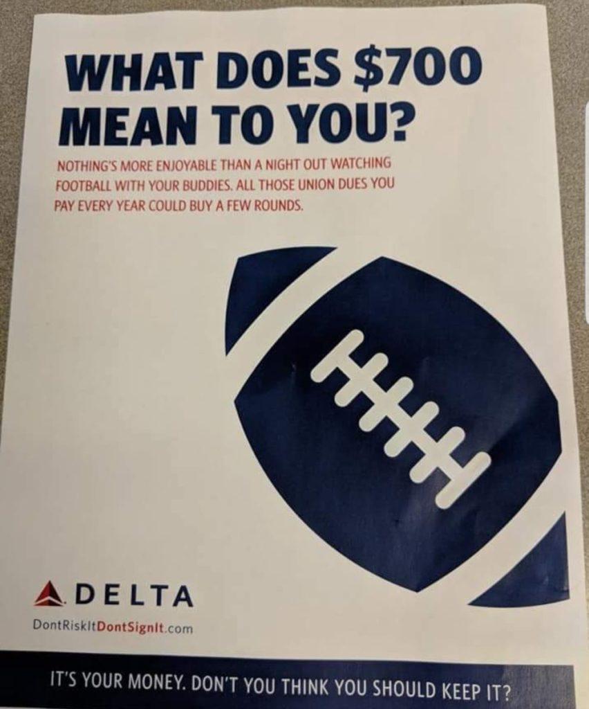 Работодатель против профсоюза. Delta Airlines предлагает работникам играть в видеоигры вместо борьбы за свои права