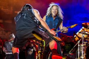 Гитарист Metallica Кирк Хэмметт находит вдохновение в предпринимательстве