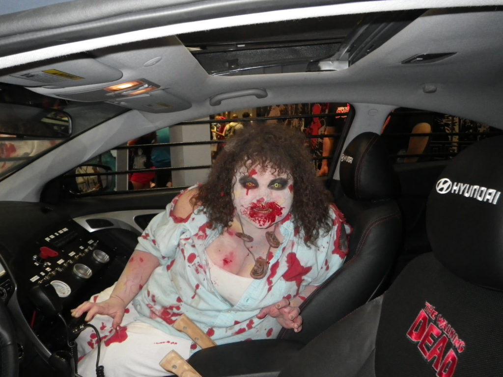 Водители-зомби отпугивают клиентов Uber