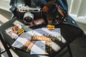 Аналитический паралич. Пример Kodak