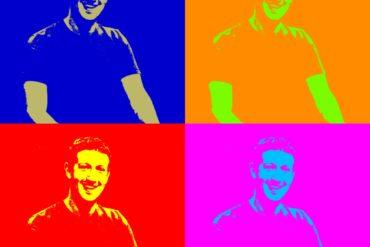 Марк Цукерберг — дальтоник. Поэтому основной цвет Facebook — синий