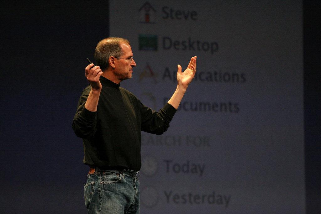 Почему Стив Джобс перестал мыться, и к чему это привело