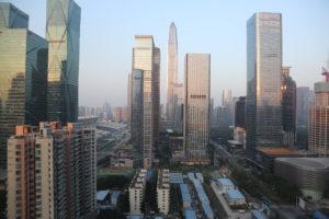 Рост китайских городов поражает воображение (вид из космоса)