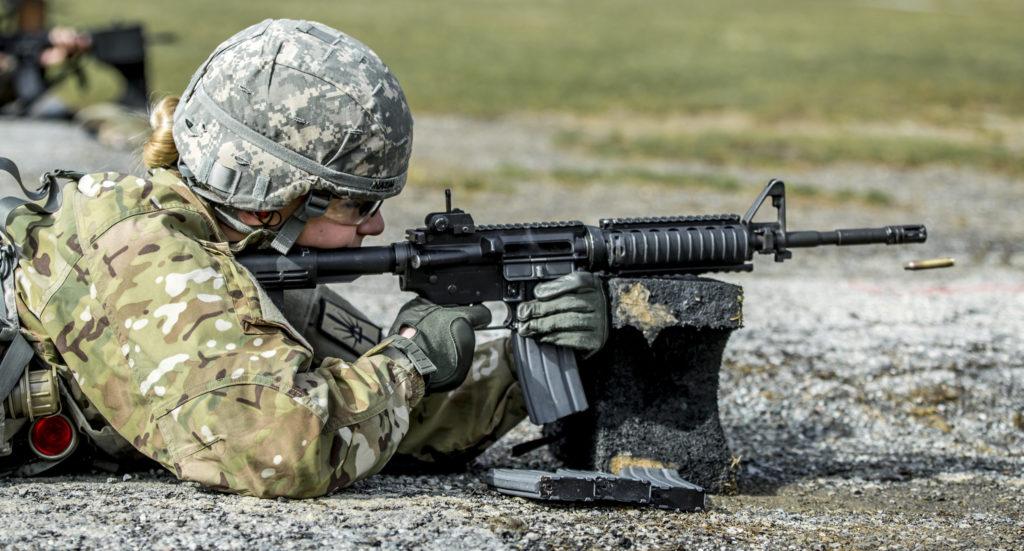 Производитель винтовки М16 в мирное время балансирует на грани банкротства. Во времена военных конфликтов Colt процветает