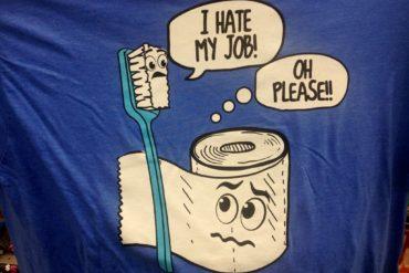 Клуб «ненавижу мою работу»: 87% работающих состоят в нем, из них 24% ненавидят свою работу особенно люто