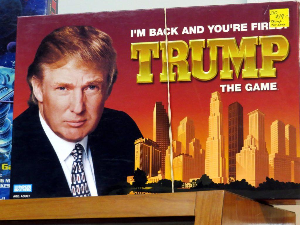 «Ты уволен!» - несостоявшийся бренд Дональда Трампа